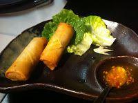 Receita frito rolinho primavera vietnamita