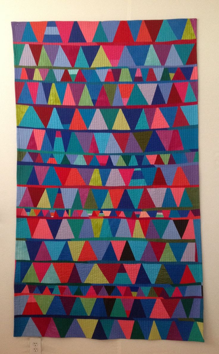 436 Best Images About Improvisational Pieced Quilts On