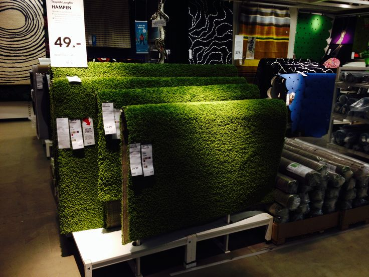 Grass Carpet Ikea Indoor Playground Fun Fittings
