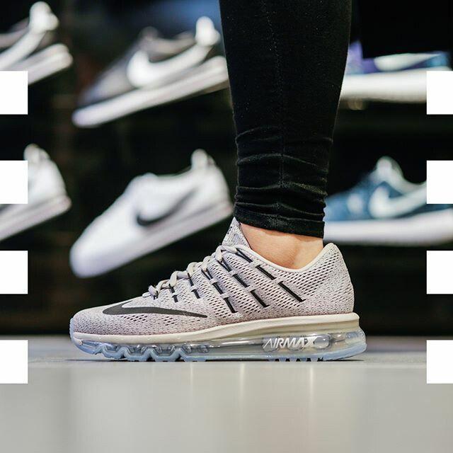 Nike Air Max 2016 Violet Ash