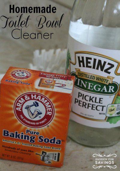 Homemade Toilet Bowl Cleaner   http://homestead-and-survival.com/homemade-toilet-bowl-cleaner/