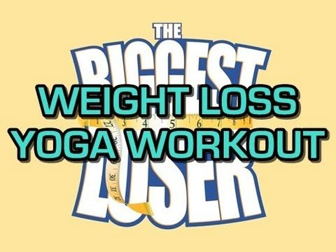 The Biggest Loser USA Workout Weight Loss Yoga [FULL], via YouTube.