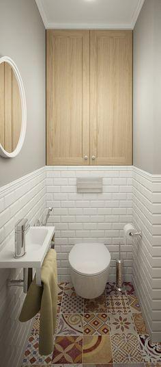 Si estás pensando en reformar tu baño, esta idea te será de gran inspiración. #decorar #baños