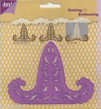 JOY CRAFTS DIE CUTTING EMBOSSING STENCIL - CARD STAND 3 - 6002/0123