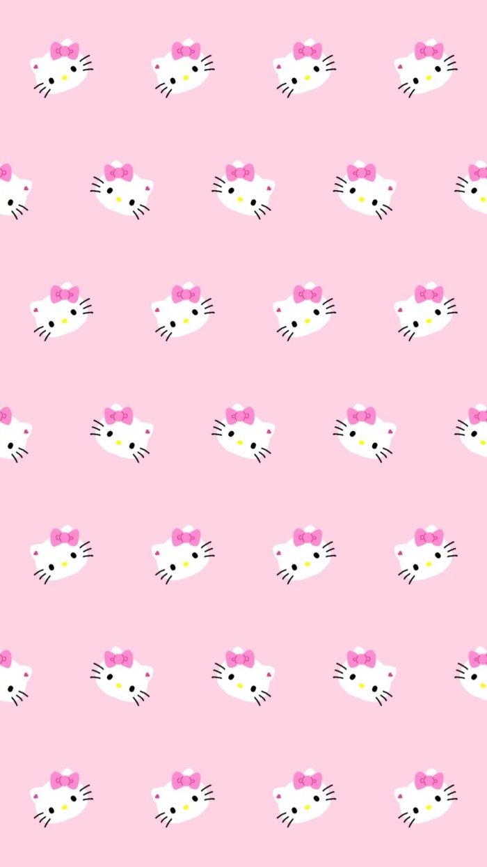 Hello Kitty Pattern Hello Kitty Hello Kitty