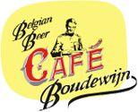 Belgisch Bier Café Boudewijn logo