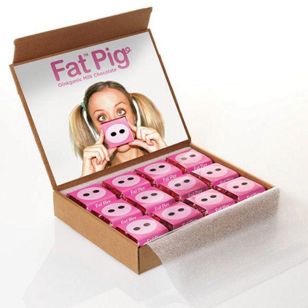 Chocolat Fat Pig