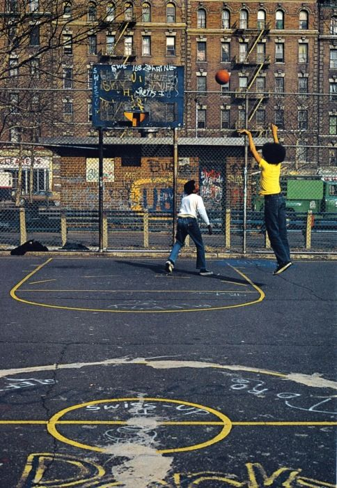 how to play street basketball