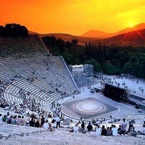 Amphitheater at Epidaurus