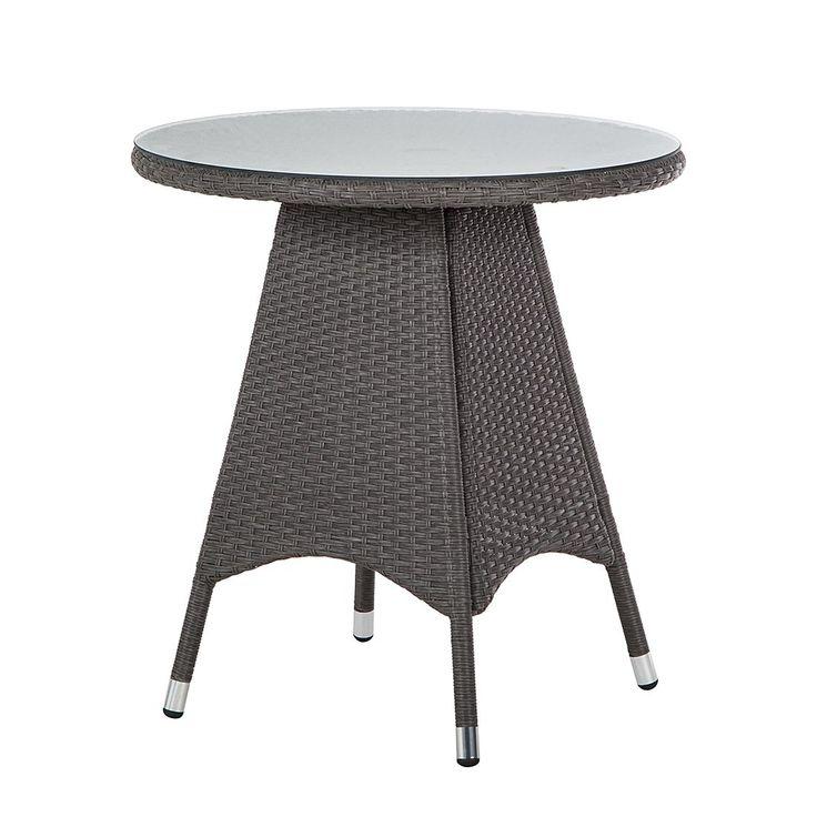 gartentisch paradise lounge i - polyrattan grau, fredriks jetzt ... - Gartenmobel Lounge Polyrattan