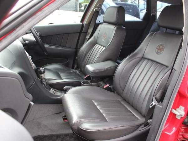 2000 Alfa Romeo 156 Sportwagon