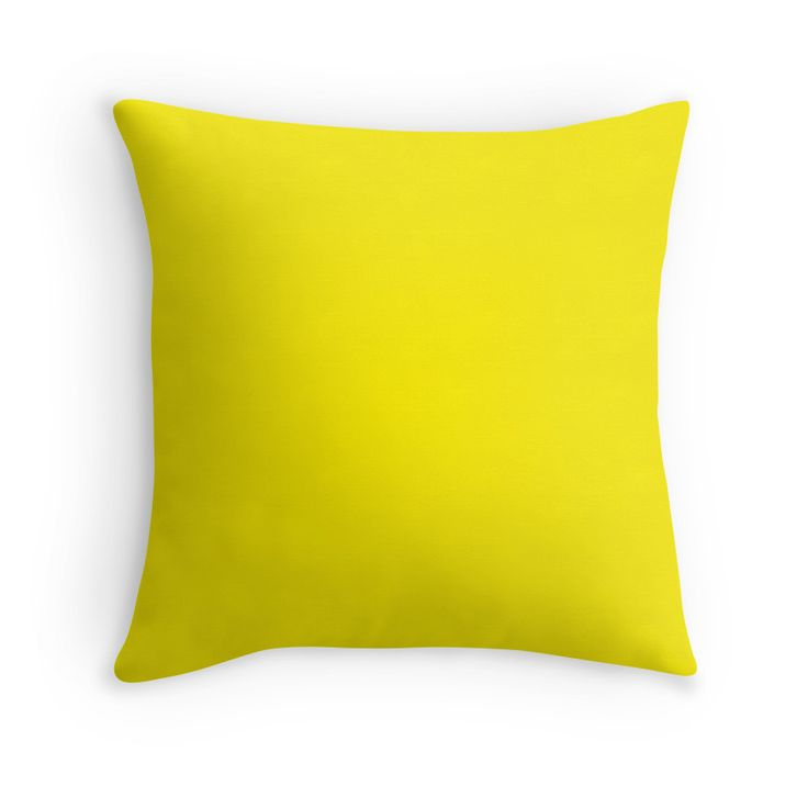 Best 25+ Yellow throw pillows ideas on Pinterest Yellow room decor, Yellow cushion covers and ...