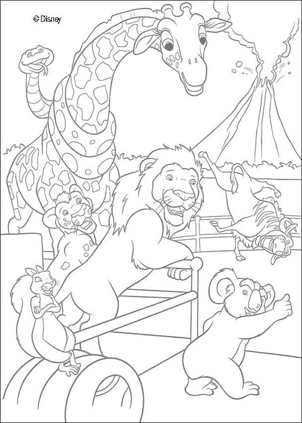 20 best wild kratts coloring pages your toddler will love to color - Wild Kratts Coloring Book