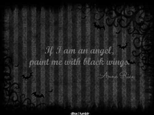 Anne Rice Quote. The Vampire Armand. | All my fangirl love ...