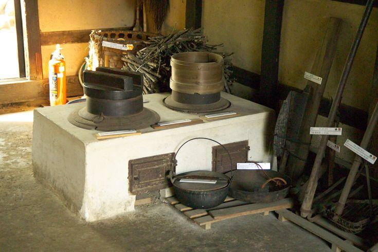 kamado stove