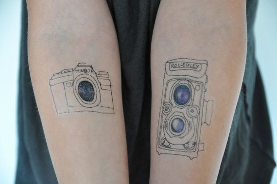 Just too big :( Hey, I found this really awesome Etsy listing at https://www.etsy.com/listing/202083219/film-cameras-temporary-tattoo-modern