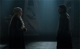 Game of Thrones Season 7 Episode 3: The Queens Justice   By Zane Bixby  Overall Grade: B  Does anybody have a working time-line for Game of Thrones anymore? Cause if you do than you must have watched a completely different episode than me. Yes if theres one thing The Queens Justice does perfectly its completely mess up your sense of time for the show. This has been a reoccurring theme in these first three episodes of the season and in a way for this starting arc has been nothing but…