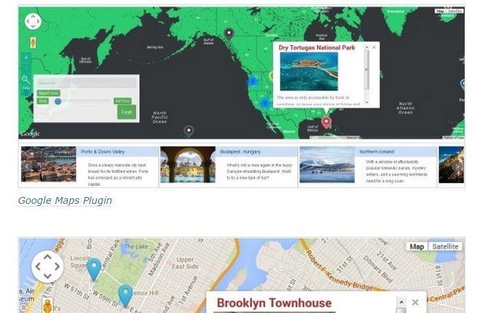 8 Best Google Maps WordPress Plugins - PediaUp