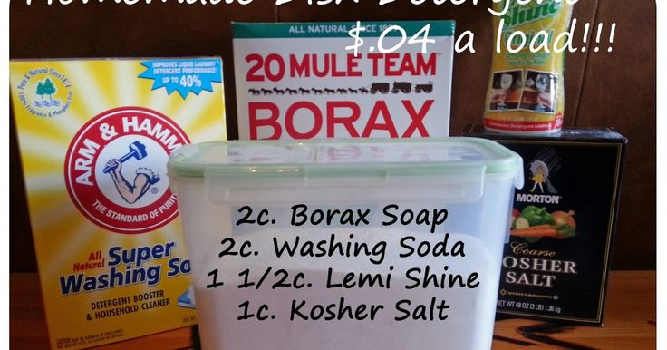 Making my own Dish Detergent is another way I save a fortune! I have always been a Finish person (mostly because of the high value...