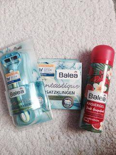 #1. Termékteszt - Balea borotva és borotvagél