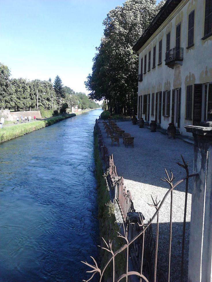 Cassinetta di Lugagnano #Milan #Italy