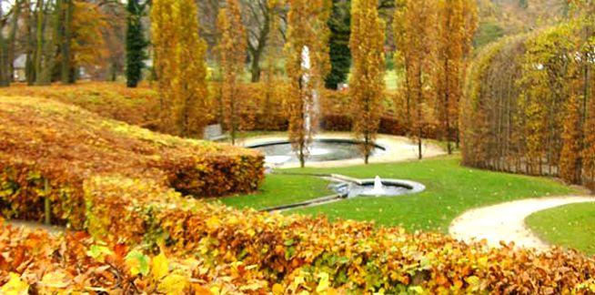 Landschapsontwerp, Alnwick Garden | Wirtz landschapsarchitectuur