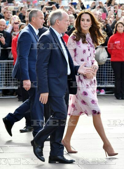 Catherine Duchess of Cambridge, Prince William and Prince Harry will celebrate World Mental Health Day with a special Heads Together event at County Hall and The London Eye on the Southbank, London, on 10 October. This year's theme for World Mental Health Day focuses on the importance of 'psychological and mental health first aid for all'.
