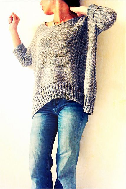 Ravelry: Soooversize pattern by SOOO
