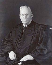 Earl Warren, U.S. Supreme Court Justice