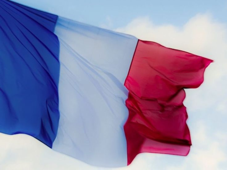 drapeau bleu blanc rouge