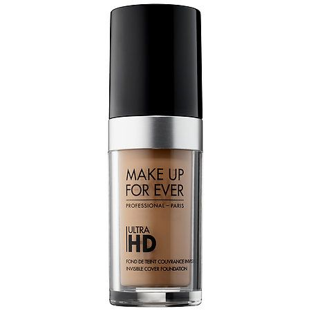 Ultra HD Invisible Cover Foundation - MUFE Y315