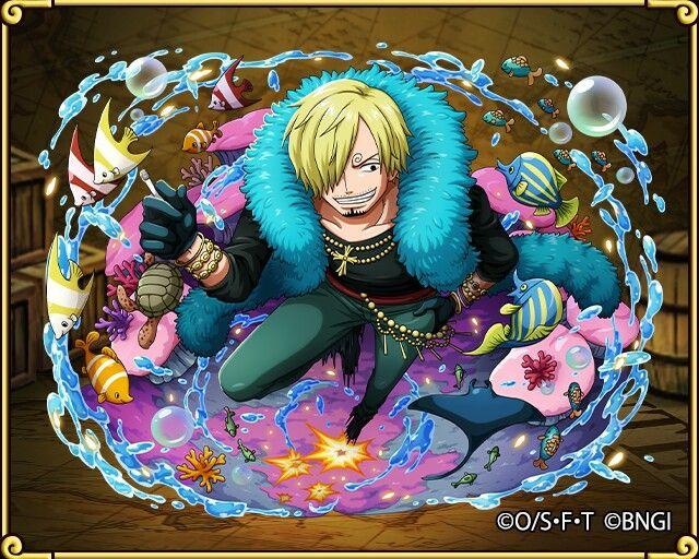 Ghim Của Garoxque Tren One Piece Treasure Cruise Hinh ảnh Cướp Biển
