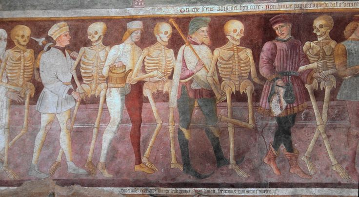 Danse Macabre | Dance of Death