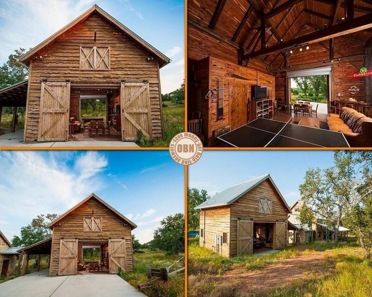 370 Best Barn Homes For People Images On Pinterest Barn