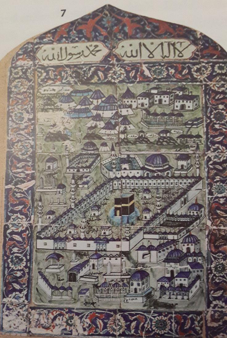 Kaaba-Kabe-Eyüp Cezeri Kasım Paşa Camii-1726