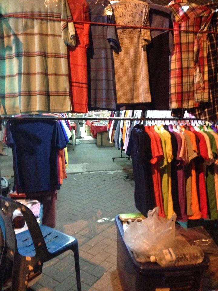 Phitsanulok Night Bazaar in เมือง