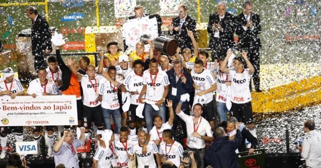 Campeão da Libertadores 2012- Invicto. Corinthians! ♥