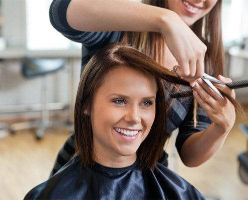 How to help your Salon Team Educate and Sell to Customers. When talking to customers about services and products your team need to feel empowered and educated themselves. Using persuasive techniques can just feel icky to most of us…but remember customers have to use shampoo and they are buying it somewhere. heres a few tips to help get you started and help your team feel confident.