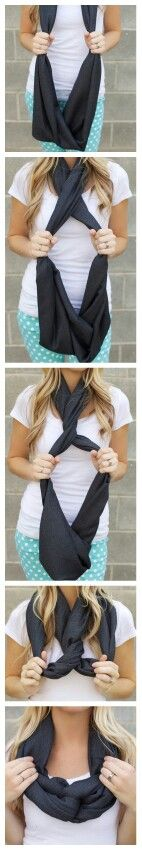 cheap pin up clothing Infinity scarf