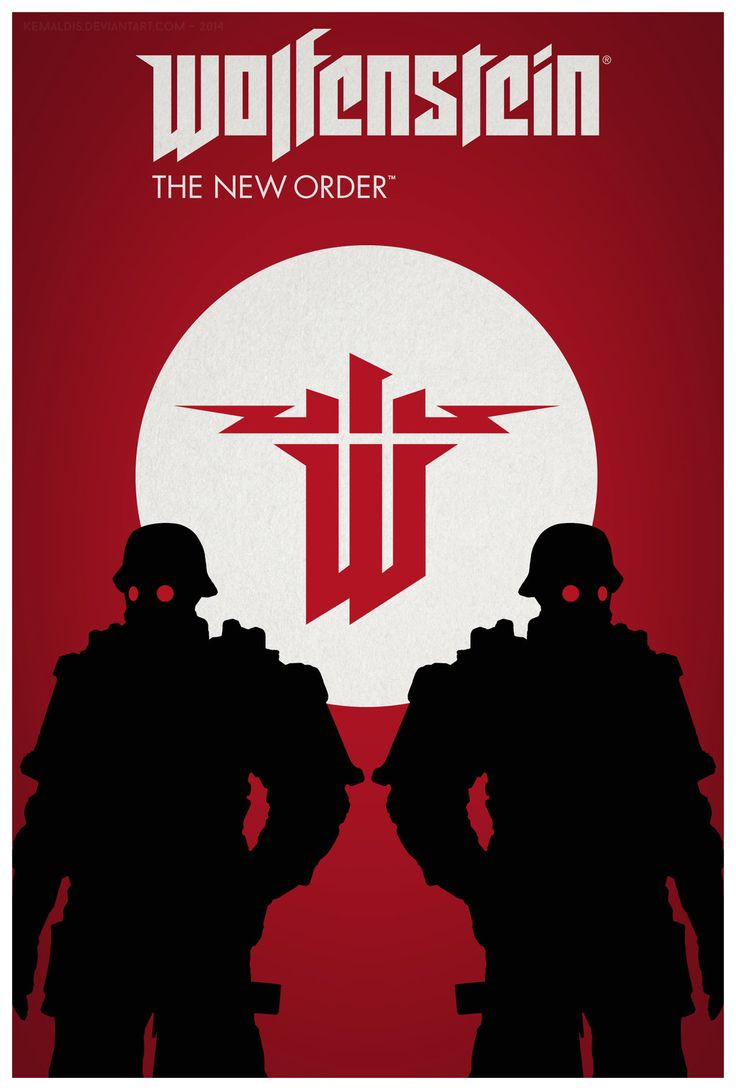 Wolfenstein The New Order by KemalDis