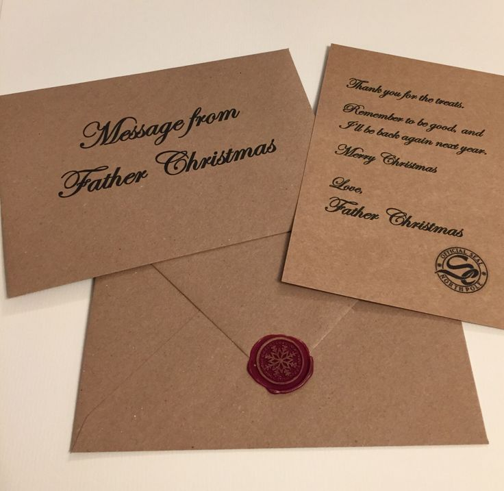 sample wedding invitation letter for uk visa%0A Message from Santa letter from Santa Christmas Eve