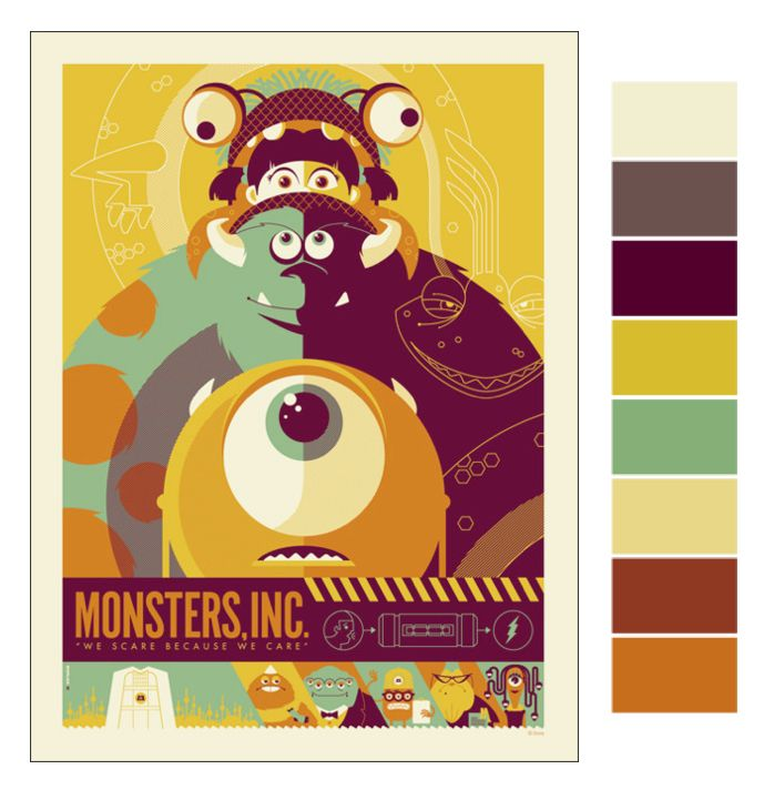 13 best Color palettes images on Pinterest | Color ...