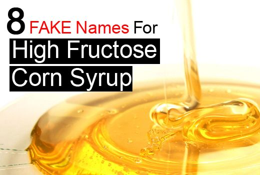 """The food industry is attempting to hide the ingredient high fructose corn syrup from the public by renaming it """"fructose."""""""