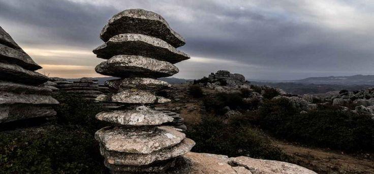 La Ruta de los Ammonites en El Torcal de Antequera   Turismo Rural Sur El Torcal