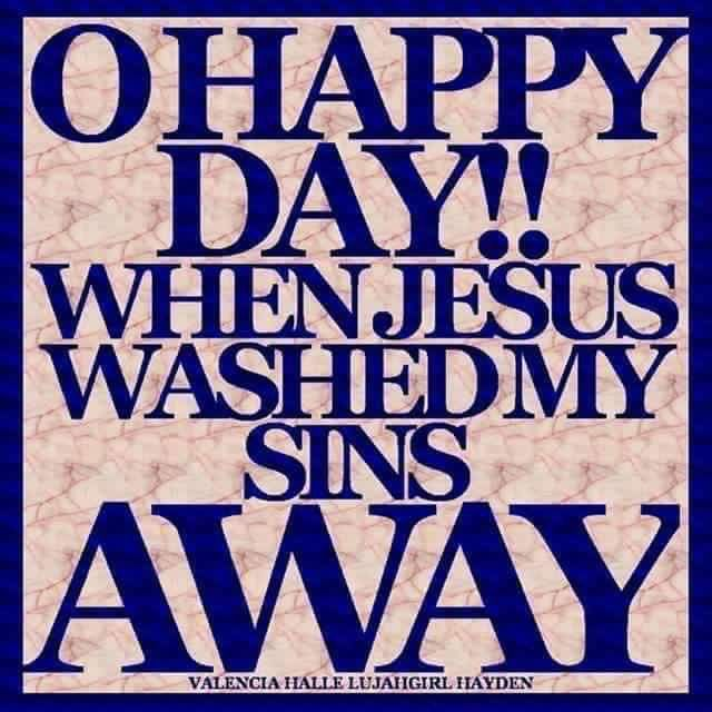 WATCH and PRAY Oh is was Haaaaapppy Day HalleluYAh