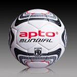 Apto Sports Mundial Matchball White/Red football
