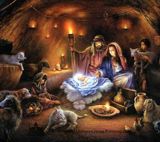 Jesus is born #merrychristmas #happybirthday  #nativity