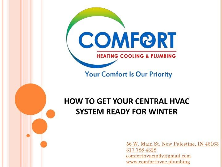 How To Get Your Hvac System Ready For Winter With Images Hvac System Hvac Hvac Repair