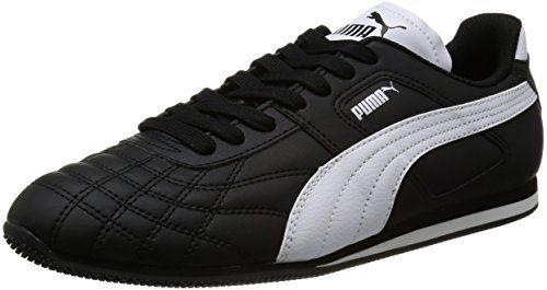 Puma Puma Mexico Mu, Herren Fußballschuhe Training, Noir (Black/White), 40.5 EU / 7 UK - http://on-line-kaufen.de/puma/40-5-eu-7-uk-puma-puma-mexico-mu-herren-training