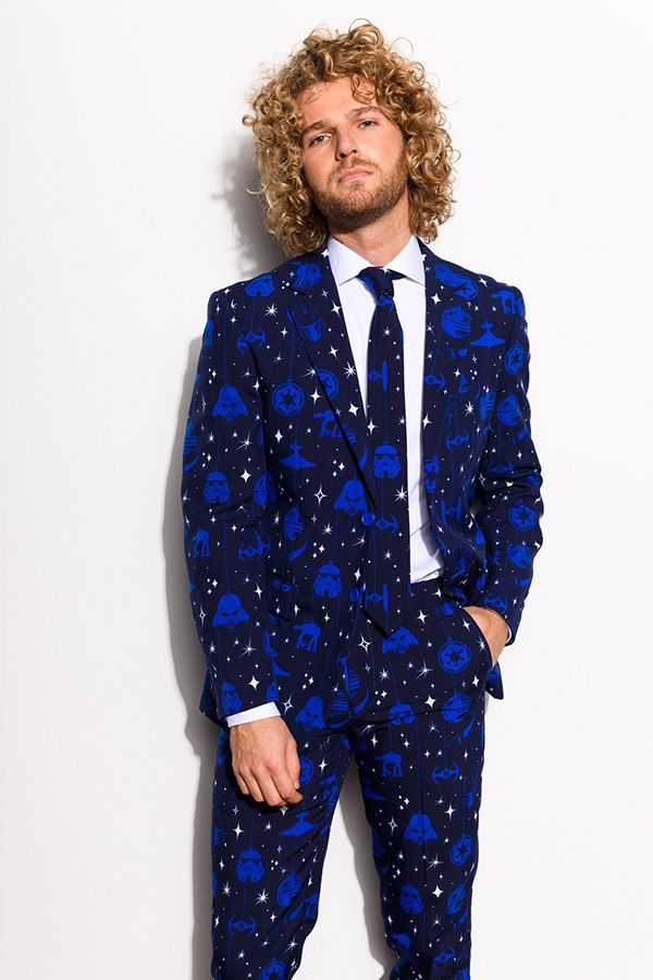 d08681fa75659b Star Wars Christmas outfit with the suit from OppoSuits | Christmas ...